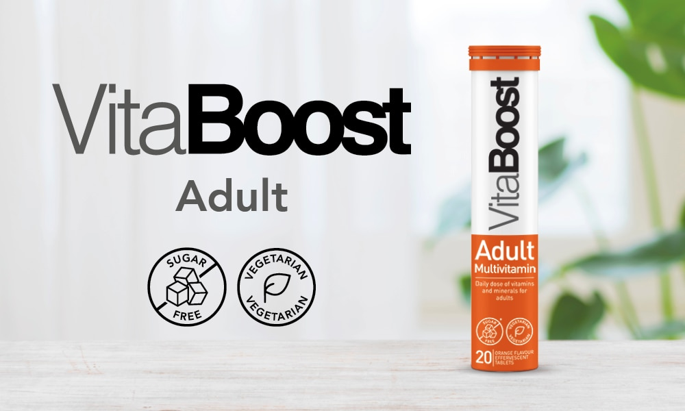 VitaBoost Adult Multivitamin Effervescent