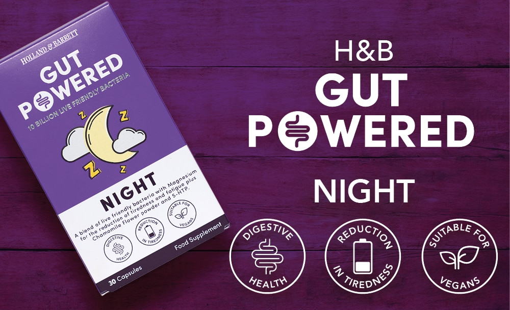 Gut Powered Night