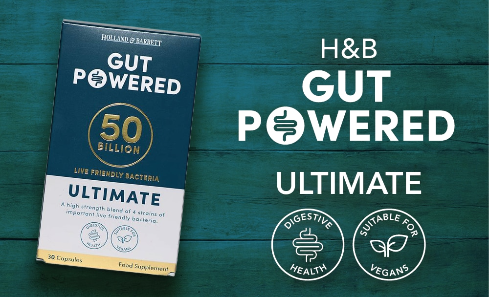 Gut Powered Ultimate