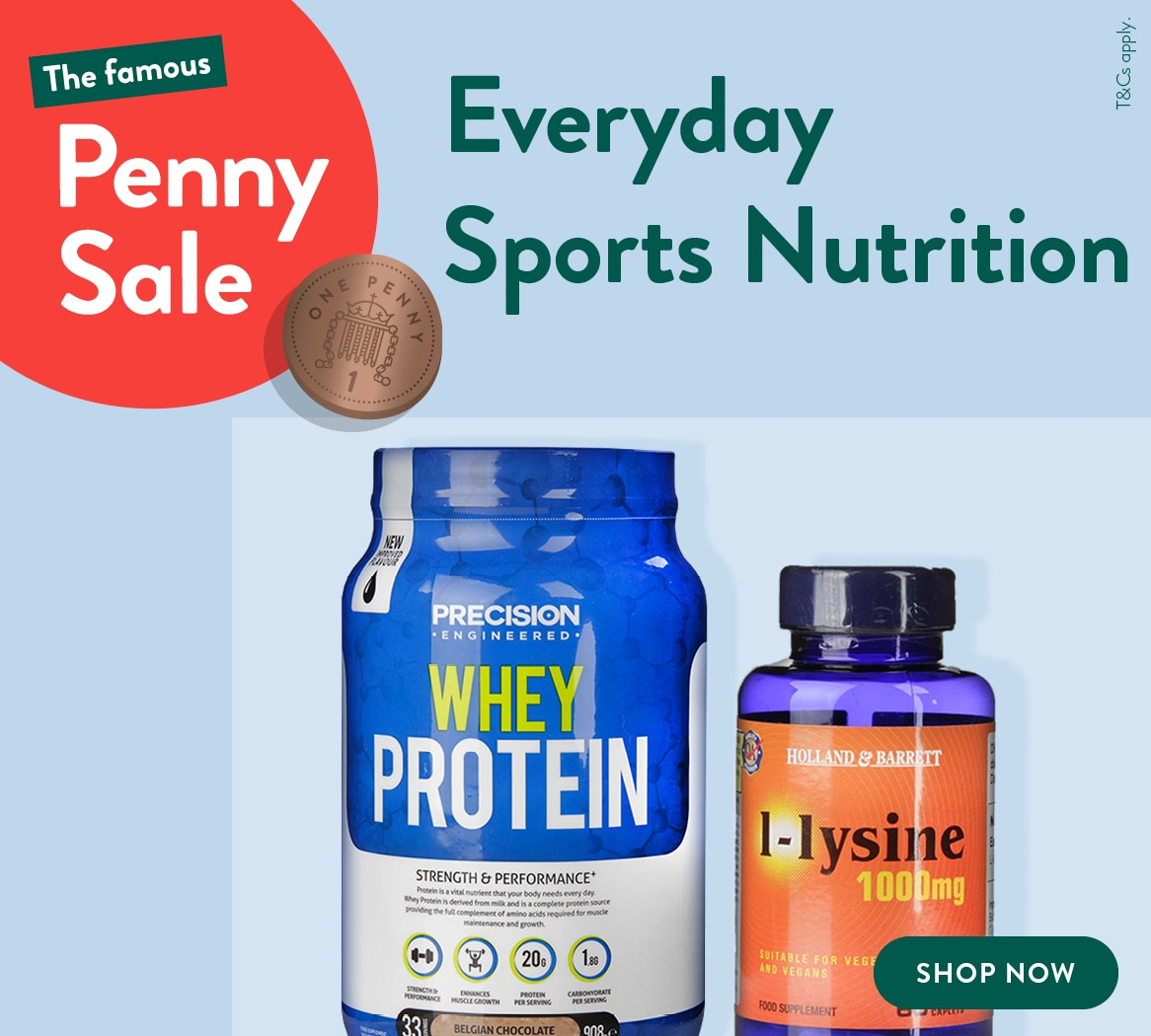 Penny Sale Sports Nutrition