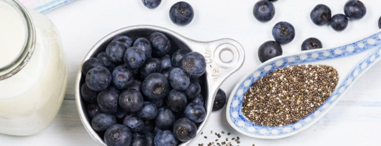 10 Benefits Of Chia Seeds - Plus Uses & Recipes image