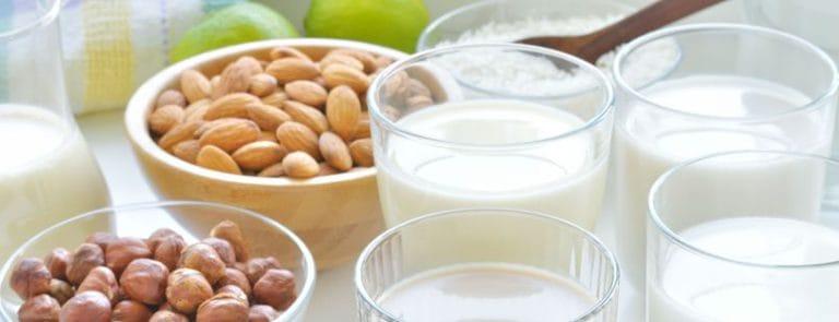 3 delicious alternatives to cow's milk