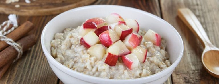 Three easy but delicious porridge oat recipes