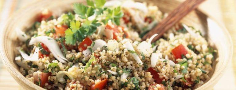 3 tasty ways to eat quinoa