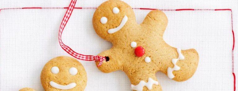 Low-sugar feel-good festive baking