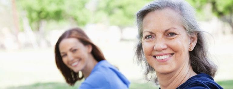 Could you be experiencing the menopause? image