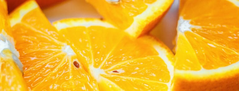 Get glowing skin with vitamin C image