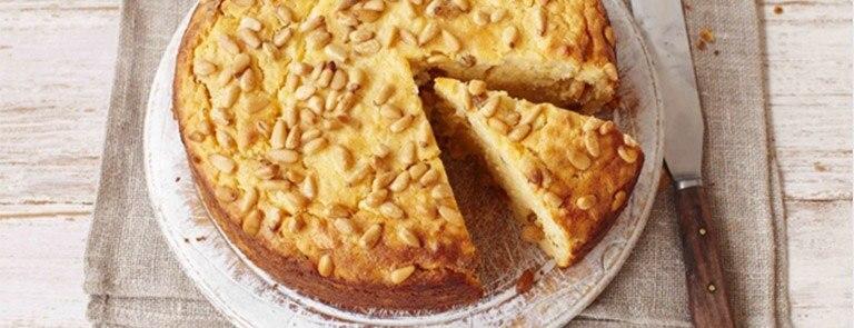 Italian citrus rice cake (torta di riso)