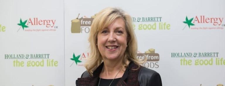 Lindsey McManus, Allergy UK, Holland and Barrett