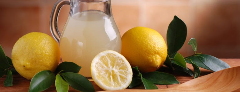 How lemon juice can help your skin