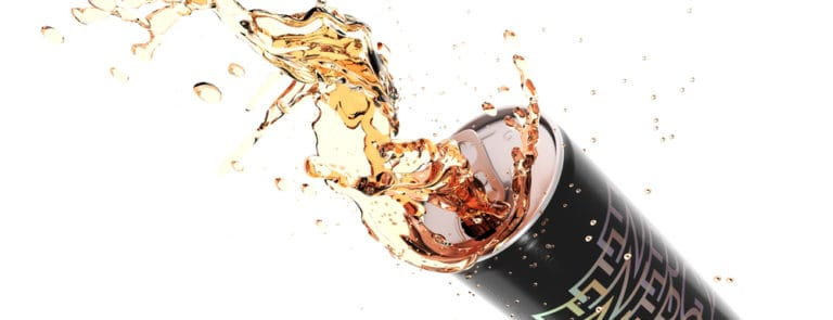 Can energy drinks contribute to a healthy lifestyle?