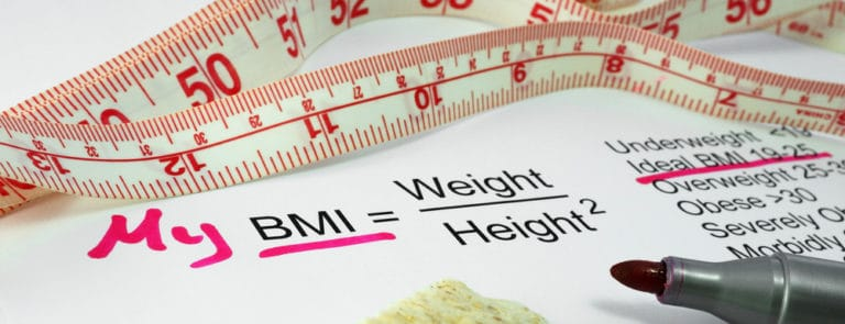 How to calculate BMI image