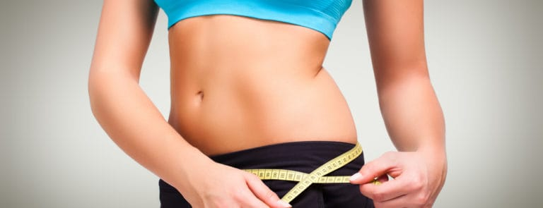 How to tone up after weight loss