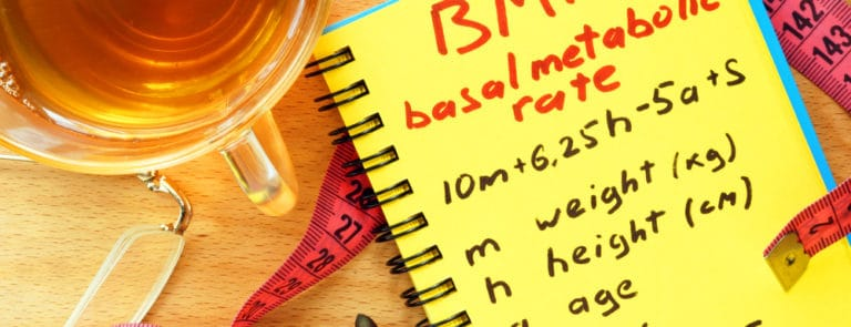 How to calculate your BMR