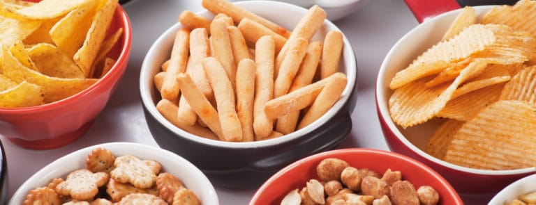 How long does it take to burn off your favourite snacks?