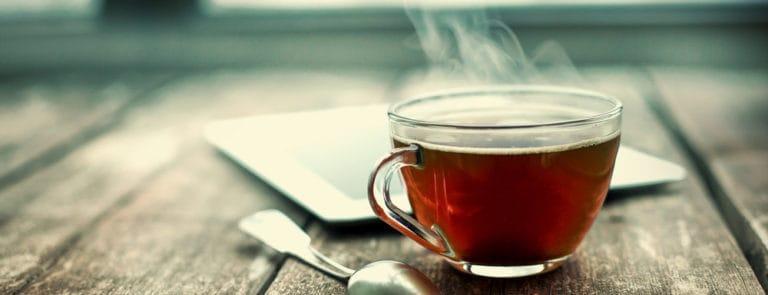 Four brilliant benefits of drinking tea