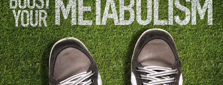Three Really Easy Ways to Speed Up Your Metabolism