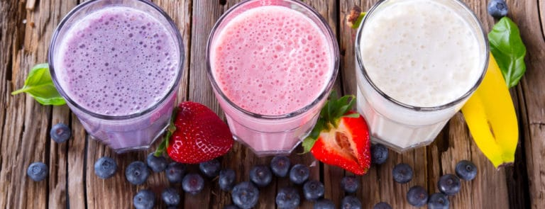 DIY protein shakes image