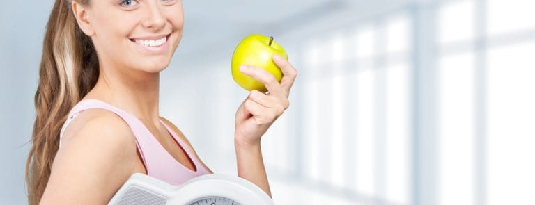 Weight loss & exercise for women image
