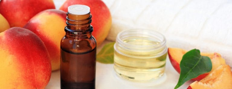 Apricot carrier and essential oils