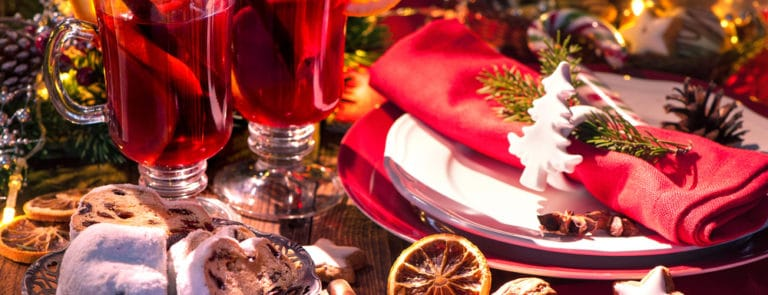 How to make a complete vegetarian Christmas dinner