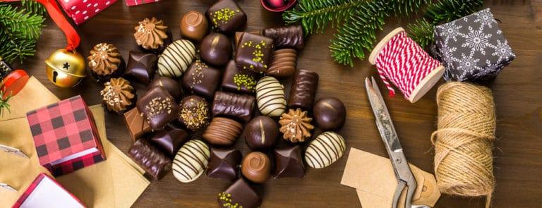 How to Make Christmas Chocolates for Gifts