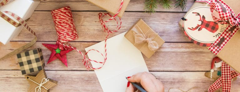 Five easy ways to recycle your Christmas cards