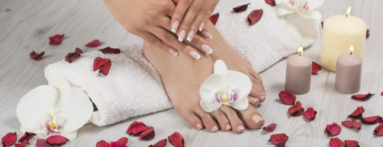 How to keep your hands and feet feeling soft