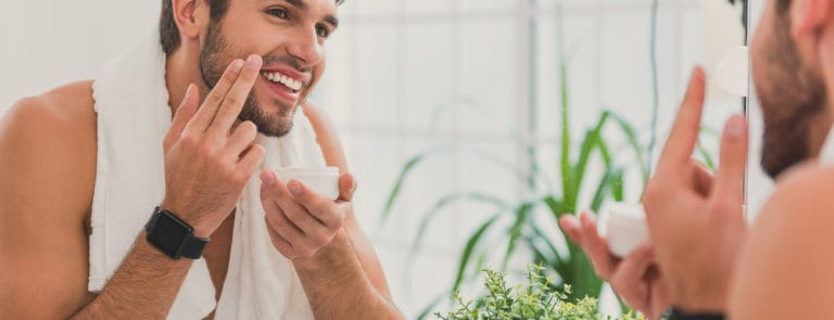 Gents' guide to skincare