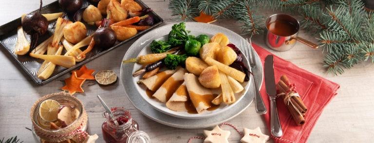 How to make the perfect vegan Christmas dinner image