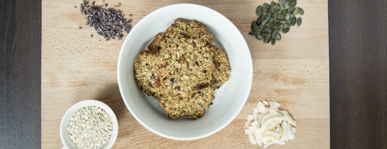 Vegan Superfood Cookies