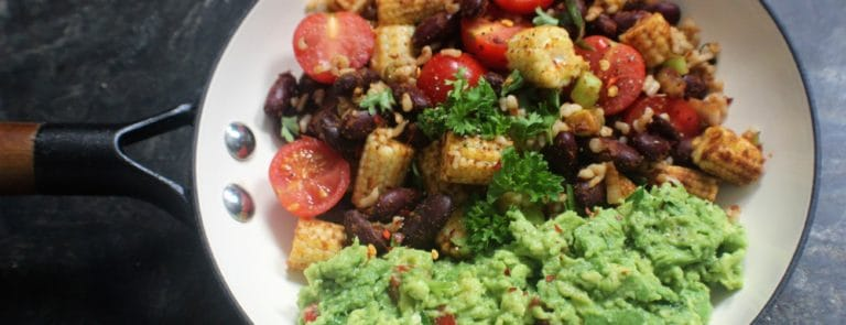 Gluten-Free Mexican Rice & Beans