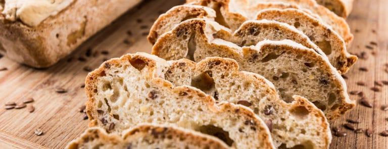 Easy recipes for gluten free corn bread and soda bread image