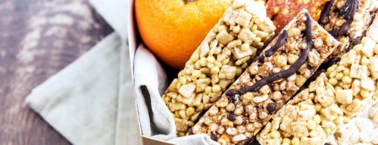 Nutritious granola image