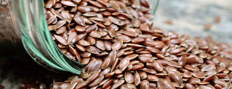 Supercharge your day with flaxseed