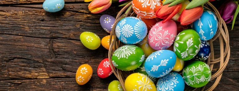 How to make your own vegan Easter eggs
