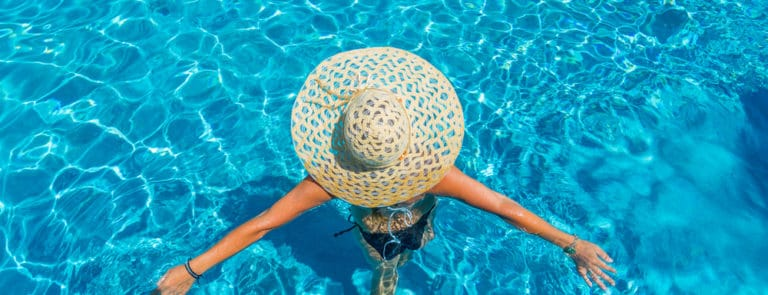 9 Ways To Protect Your Hair & Scalp From The Sun image