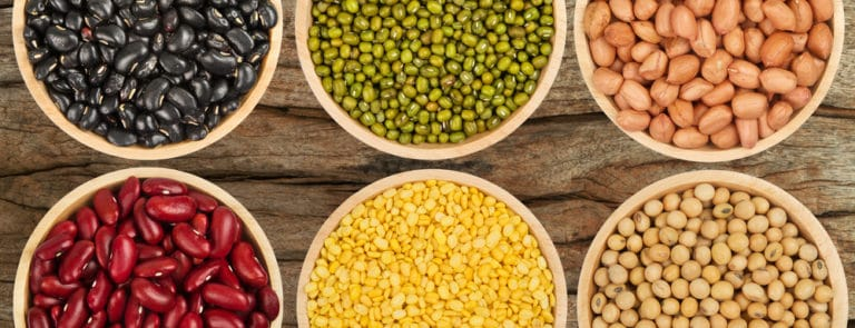 The Vegetables and Grains Containing Most Protein