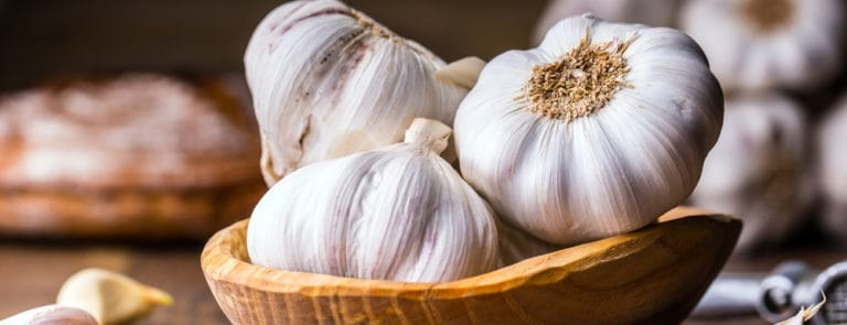 7 great garlic recipes for every day of the week