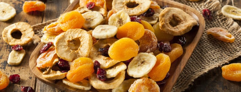 How to dry fruit and vegetables at home