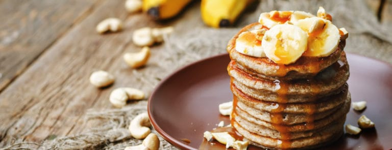 4 Healthy Pancake Recipes You Need To Try image