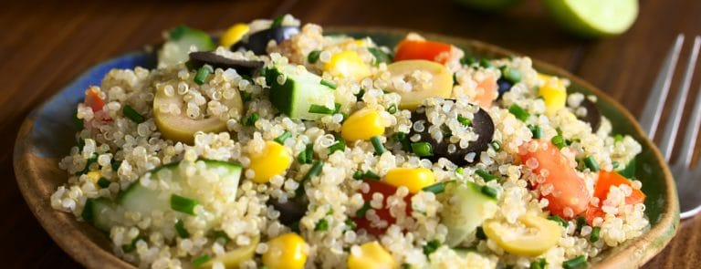 Three easy protein-packed vegan recipes image