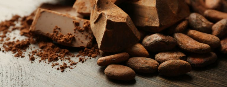 Healthy chocolate? Let us introduce you to cacao powder image
