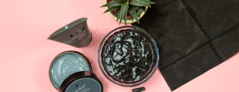 4 skin conditions activated charcoal will help with in your 20s