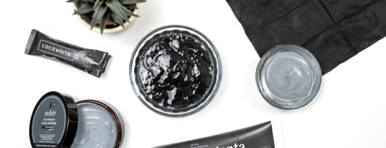 How activated charcoal helps most skin types