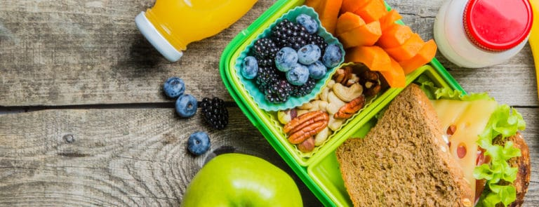 Back to school: delicious and nutritious lunches kids will love