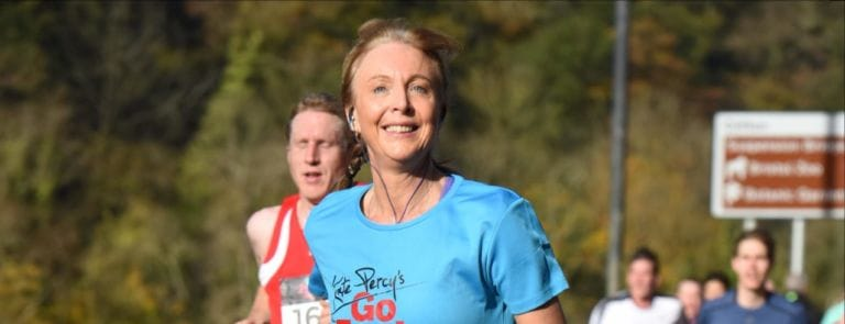 5 steps to a 5k run with Kate Percy image