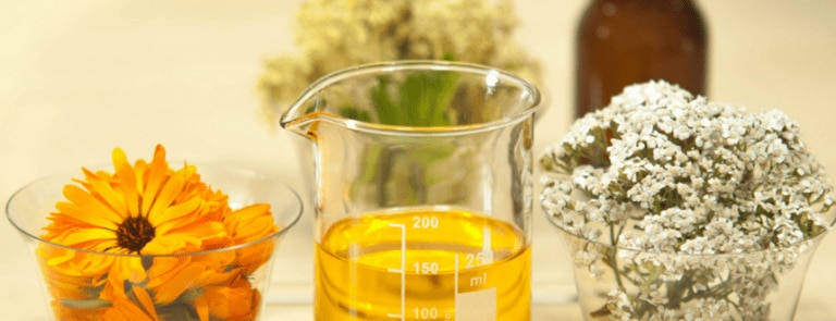 DIY Aromatherapy: boost your moisturiser with chamomile and rose image