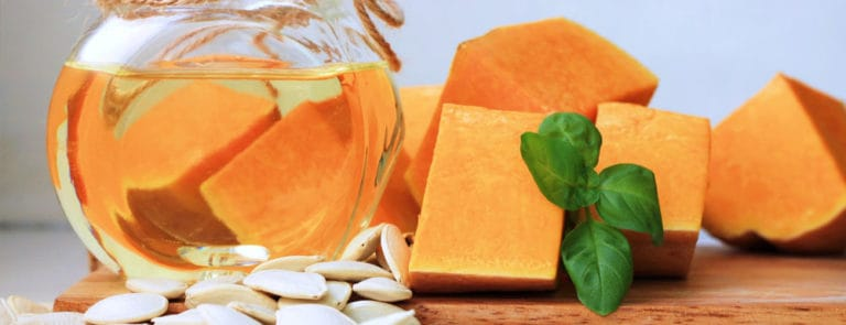 How pumpkin seed oil helps the prostate