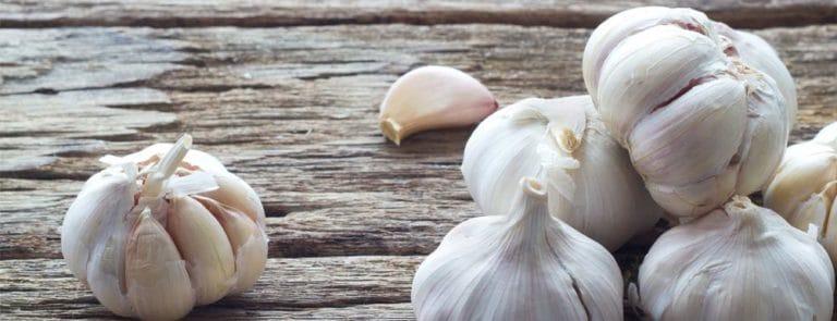 How garlic benefits your heart health